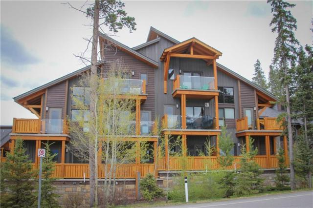 3000J Stewart Creek Drive #602, Canmore, AB T1W 0G5 (#C4247643) :: Canmore & Banff