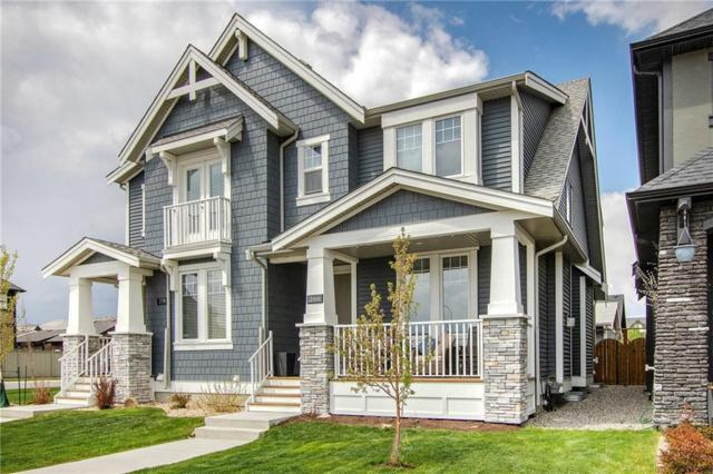 266 Cooperswood Green SW, Airdrie, AB T4B 2Y6 (#C4247647) :: Redline Real Estate Group Inc