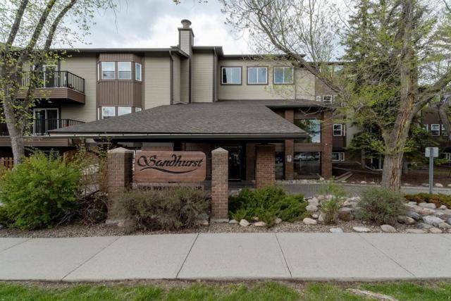 550 Westwood Drive SW #218, Calgary, AB T3C 3T9 (#C4247657) :: Redline Real Estate Group Inc