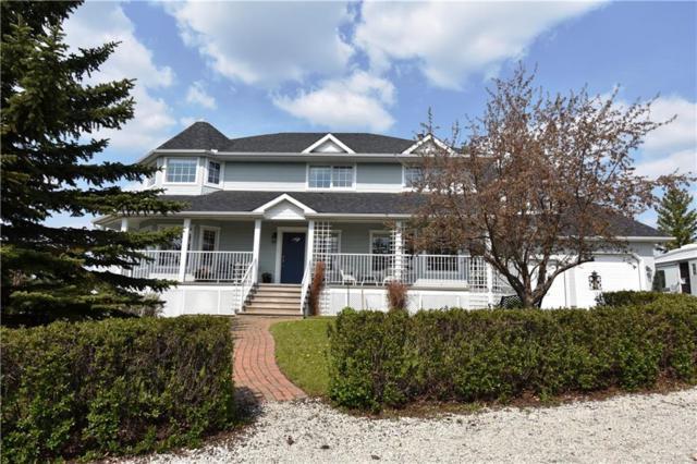 26 Blazer Estates Ridge, Rural Rocky View County, AB T3L 2N7 (#C4247666) :: Virtu Real Estate