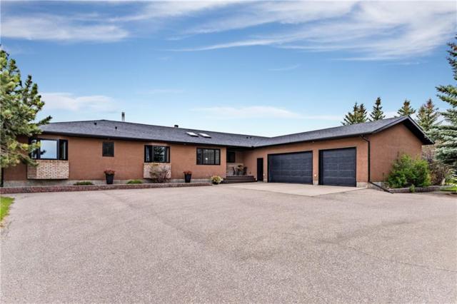 266091 24 Street W, Rural Foothills County, AB T0L 4L8 (#C4247679) :: Redline Real Estate Group Inc