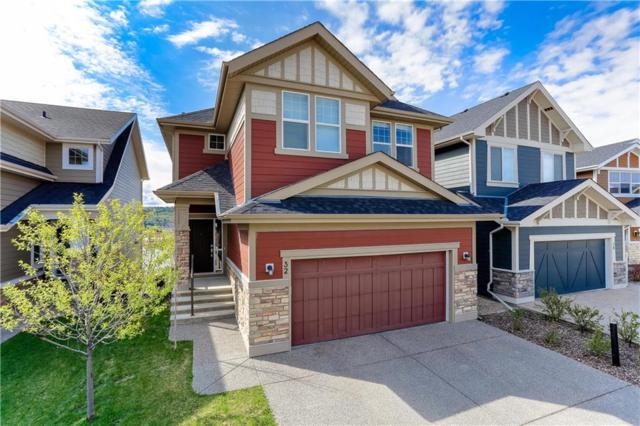32 Sunset Manor, Cochrane, AB T4C 0N2 (#C4247722) :: Redline Real Estate Group Inc