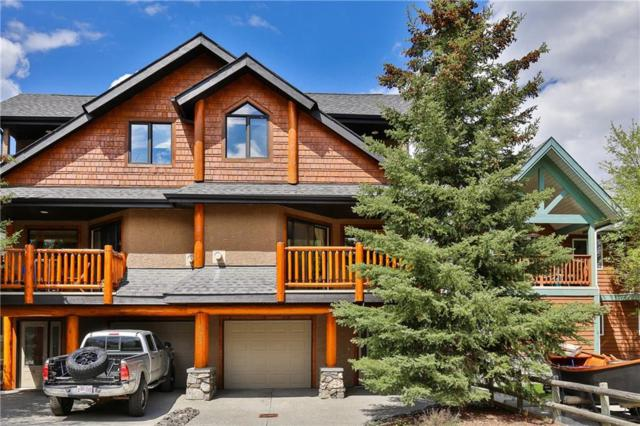825 5 Street #2, Canmore, AB T1W 2G1 (#C4247725) :: Redline Real Estate Group Inc