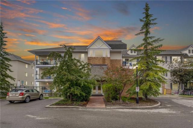 950 Arbour Lake Road NW #1217, Calgary, AB T3G 5B3 (#C4248051) :: Redline Real Estate Group Inc