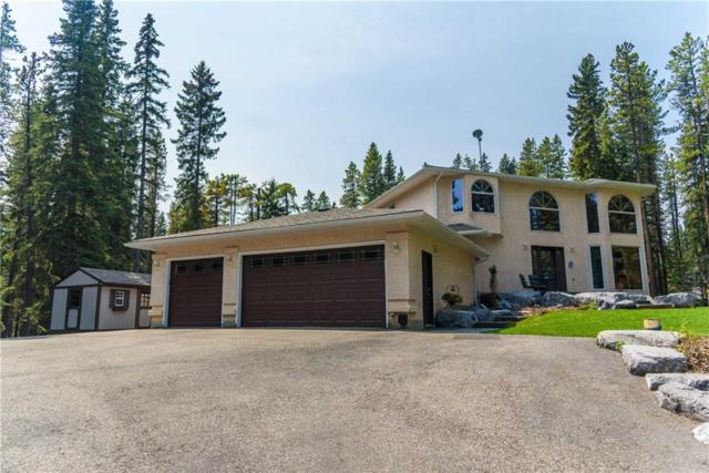 31 Elk Valley Road, Bragg Creek, AB T0L 0K0 (#C4248093) :: The Cliff Stevenson Group