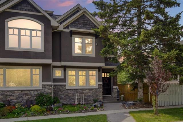 941 4A Street NW, Calgary, AB T2N 1P9 (#C4248112) :: The Cliff Stevenson Group
