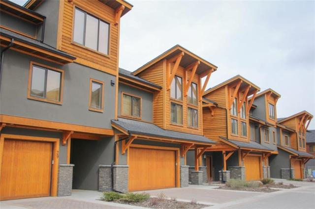 29 Creekside Mews, Canmore, AB T1W 0J4 (#C4248139) :: Calgary Homefinders