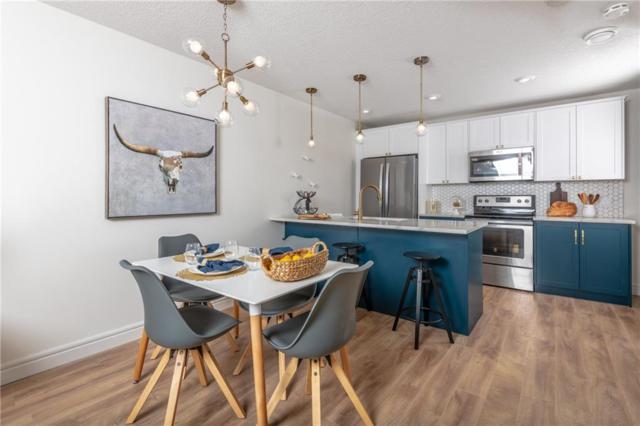 19661 40 Street SE #103, Calgary, AB O0O 0O0 (#C4248199) :: Redline Real Estate Group Inc