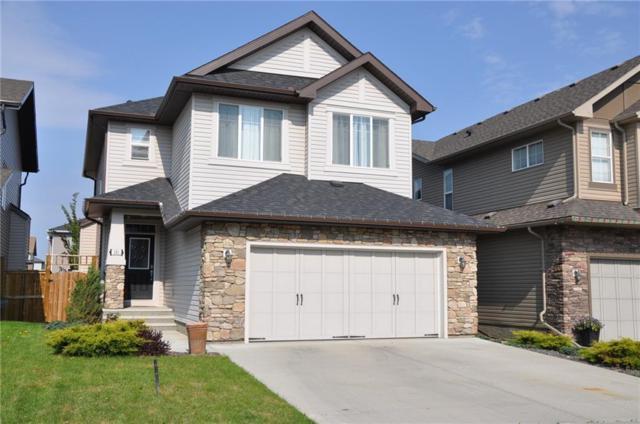 101 Cimarron Vista Crescent, Okotoks, AB T1S 0K2 (#C4248232) :: Redline Real Estate Group Inc