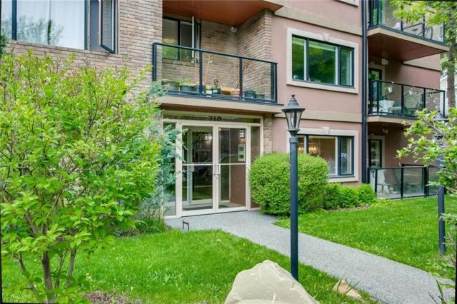 716 3 Avenue NW #204, Calgary, AB T2N 0J1 (#C4248566) :: The Cliff Stevenson Group