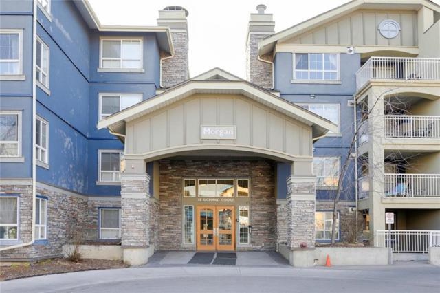 35 Richard Court SW #324, Calgary, AB T3E 7N9 (#C4248676) :: Redline Real Estate Group Inc
