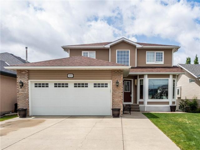 1555 Meadowbrook Drive SE, Airdrie, AB T4A 2B2 (#C4248693) :: Virtu Real Estate