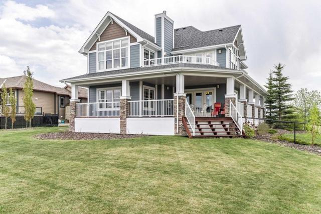 2 Monterra Link, Rural Rocky View County, AB T4C 0G7 (#C4248773) :: Redline Real Estate Group Inc