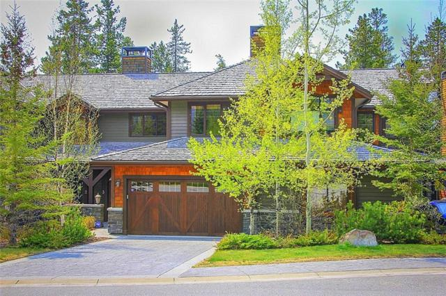 141 Stone Creek Road #3, Canmore, AB T1W 3A6 (#C4248829) :: The Cliff Stevenson Group