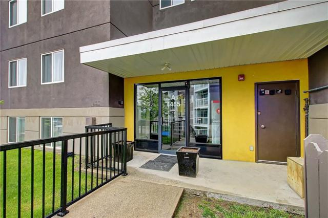 4455A Greenview Drive NE #312, Calgary, AB T2E 6M1 (#C4248851) :: Redline Real Estate Group Inc