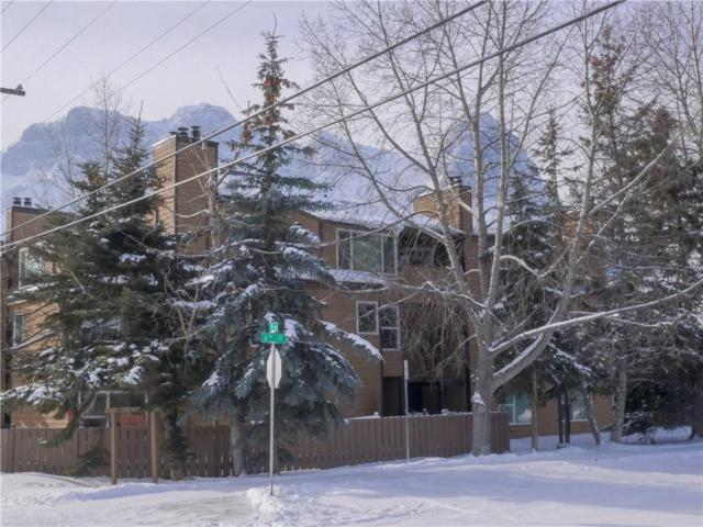 801 6TH Street #3, Canmore, AB T1W 2E1 (#C4248899) :: Redline Real Estate Group Inc