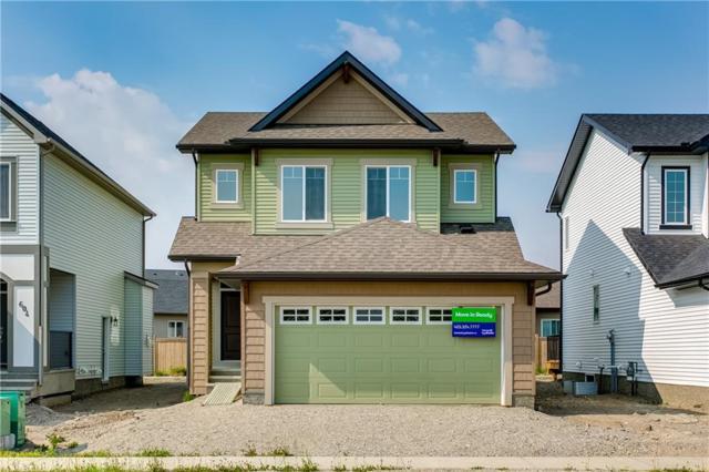 606 Monterey Drive SE, High River, AB T1V 0H5 (#C4248968) :: Redline Real Estate Group Inc