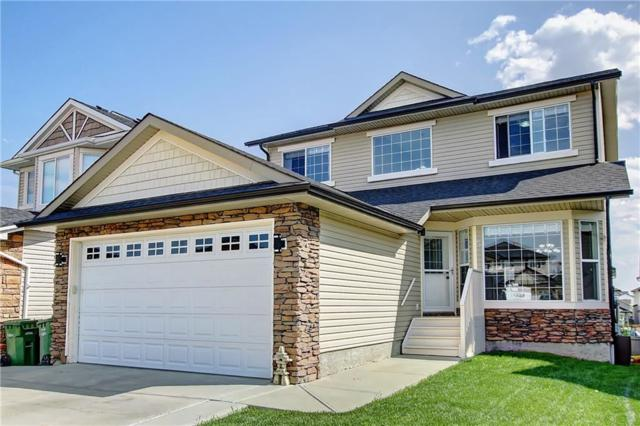 5 Canals Cove SW, Airdrie, AB T4B 3E8 (#C4249002) :: The Cliff Stevenson Group
