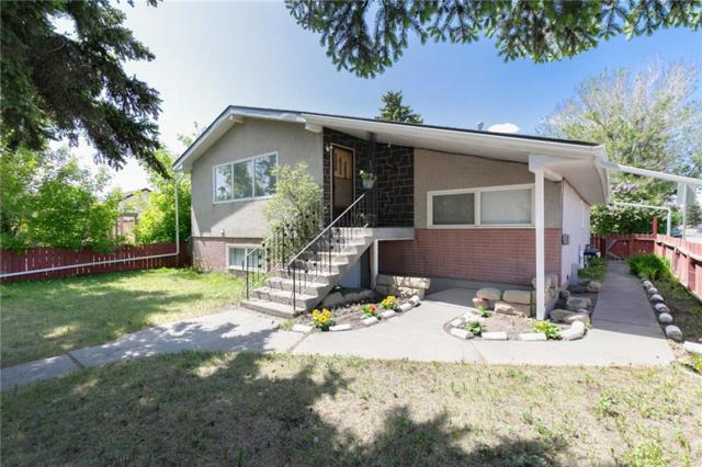 2001 41 Street SE, Calgary, AB T2B 1C5 (#C4249030) :: Redline Real Estate Group Inc