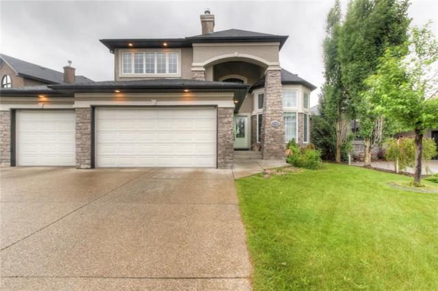 2520 Evercreek Bluffs Way SW, Calgary, AB T2Y 4P5 (#C4249040) :: Calgary Homefinders
