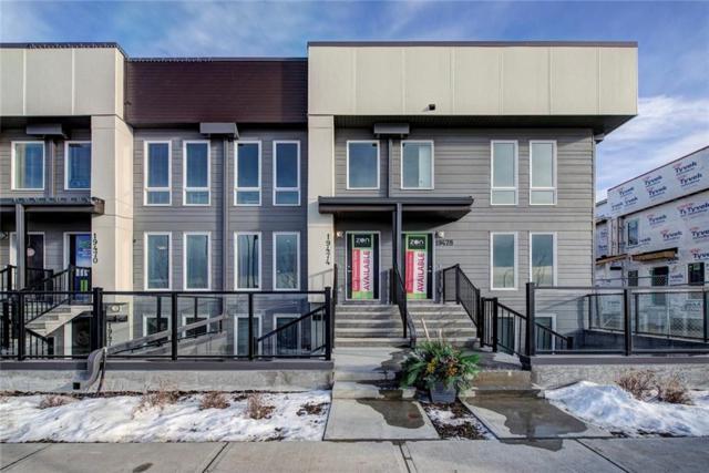 19500 37 Street SE #208, Calgary, AB T3M 2W9 (#C4249060) :: Redline Real Estate Group Inc
