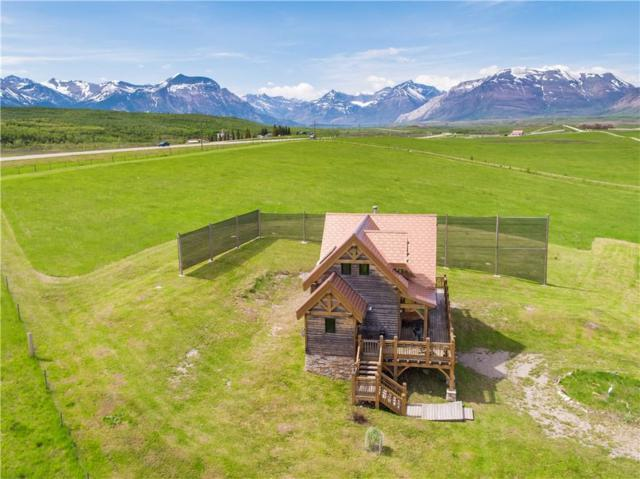 22 Angel Drive, Mountain View, AB T0K 2M0 (#C4249111) :: Redline Real Estate Group Inc