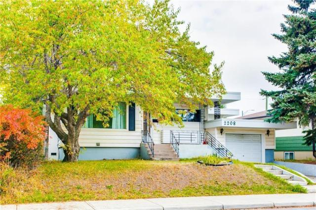 2208 Capitol Hill Crescent NW, Calgary, AB T2M 4B9 (#C4249217) :: Calgary Homefinders