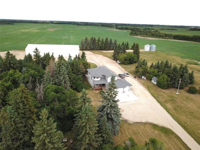 17412 Township 462, Rural Camrose County, AB T0B 0J0 (#C4249355) :: Redline Real Estate Group Inc