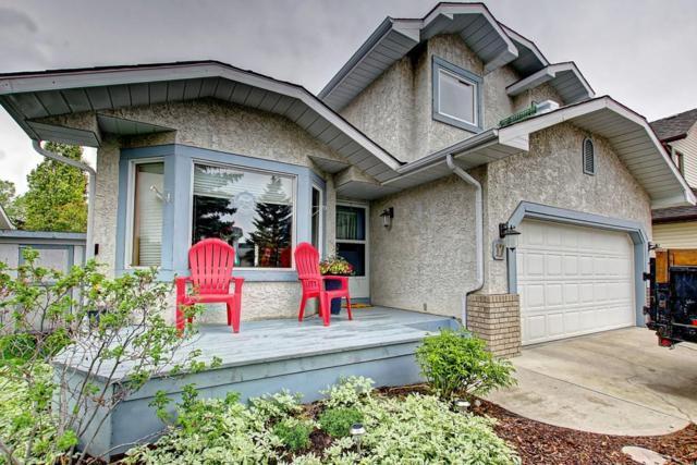 17 Riverview Circle, Cochrane, AB T4C 1K2 (#C4249435) :: Redline Real Estate Group Inc
