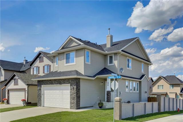 1 Cimarron Vista Circle, Okotoks, AB T1S 0A9 (#C4249455) :: Redline Real Estate Group Inc