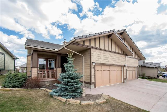 19 Bridle Estates Way SW, Calgary, AB T2Y 5A7 (#C4249471) :: The Cliff Stevenson Group