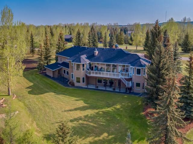 30279 River Ridge Drive, Rural Rocky View County, AB T3Z 3K9 (#C4249559) :: Redline Real Estate Group Inc