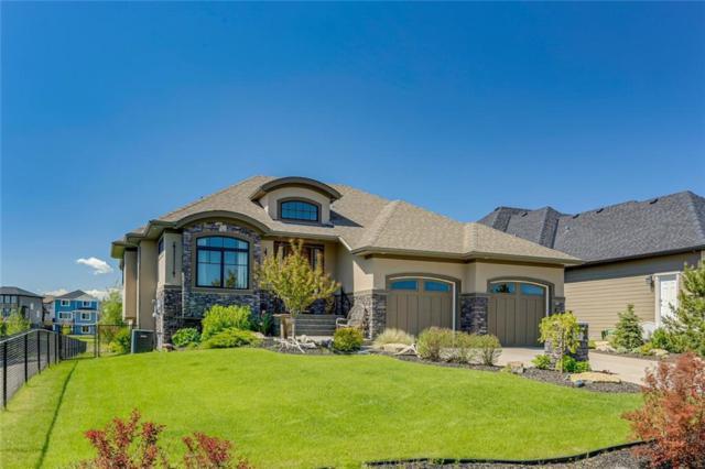17 Cimarron Estates Gate, Okotoks, AB T1S 0M9 (#C4249584) :: Calgary Homefinders