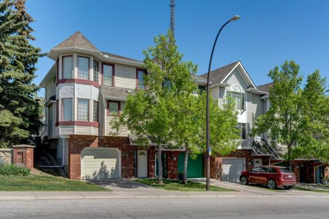 5443 Patina Drive SW, Calgary, AB T3H 3J8 (#C4249593) :: Western Elite Real Estate Group