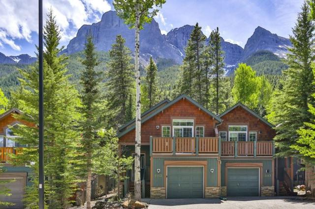 1113 Lawrence Grassi Ridge, Canmore, AB T1W 3C3 (#C4249594) :: The Cliff Stevenson Group