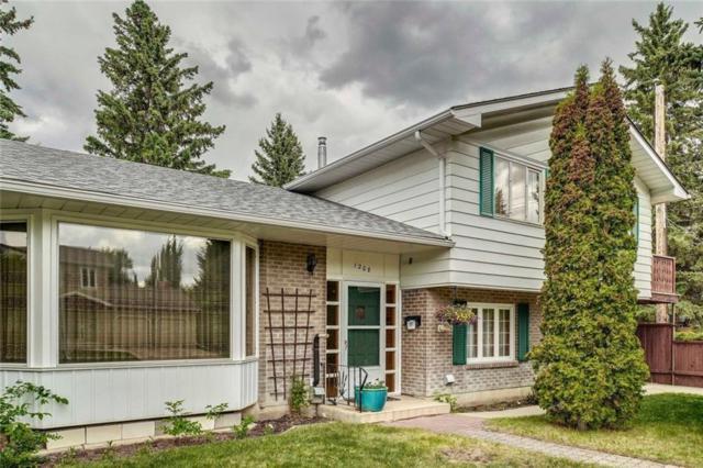 1208 Killearn Avenue SW, Calgary, AB T2V 2N4 (#C4252671) :: Redline Real Estate Group Inc