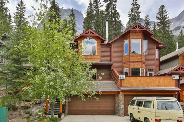 1065 Lawrence Grassi Ridge, Canmore, AB T1W 3C3 (#C4252733) :: The Cliff Stevenson Group