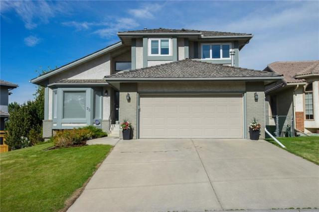 23 Hawkside Close NW, Calgary, AB T3G 3K4 (#C4252765) :: The Cliff Stevenson Group