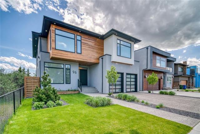 96 Malibou Road SW, Calgary, AB T2V 4R8 (#C4252821) :: Virtu Real Estate