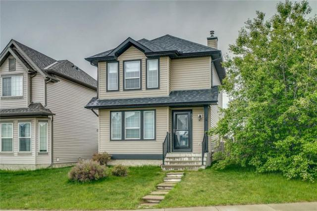 89 Citadel Bluff Close NW, Calgary, AB T3G 5E3 (#C4252864) :: The Cliff Stevenson Group