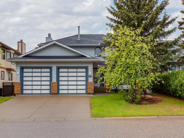 319 Hawkview Manor Circle NW, Calgary, AB T3G 2Y9 (#C4252927) :: The Cliff Stevenson Group