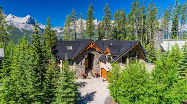 505 Silvertip Point(E), Canmore, AB T1W 3J1 (#C4253071) :: Canmore & Banff