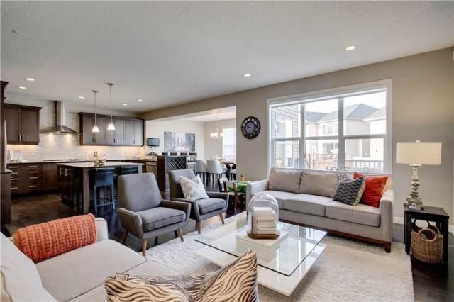 35 Silverado Bank Garden(S) SW, Calgary, AB T2X 0L1 (#C4253125) :: Canmore & Banff