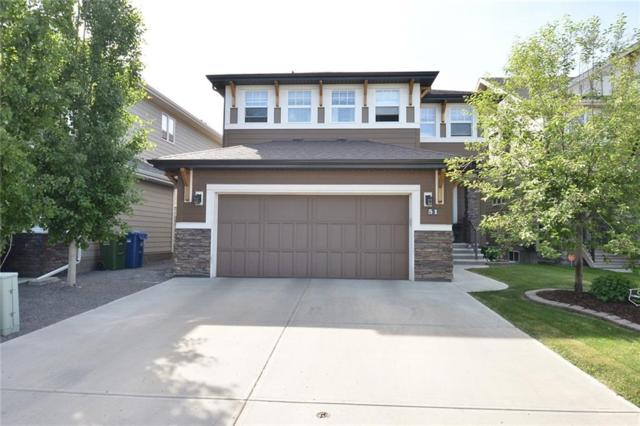 51 Auburn Sound Circle SE, Calgary, AB T3M 0R7 (#C4253218) :: The Cliff Stevenson Group