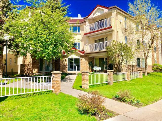 1715 35 Street SE #307, Calgary, AB T2A 1B4 (#C4253285) :: Redline Real Estate Group Inc