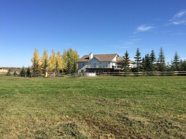 36216 Range Road 282, Innisfail, AB T4G 0G7 (#C4253295) :: Virtu Real Estate