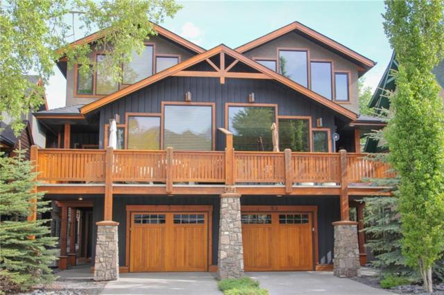 834 6th Street #3, Canmore, AB T1W 2E2 (#C4253319) :: Redline Real Estate Group Inc