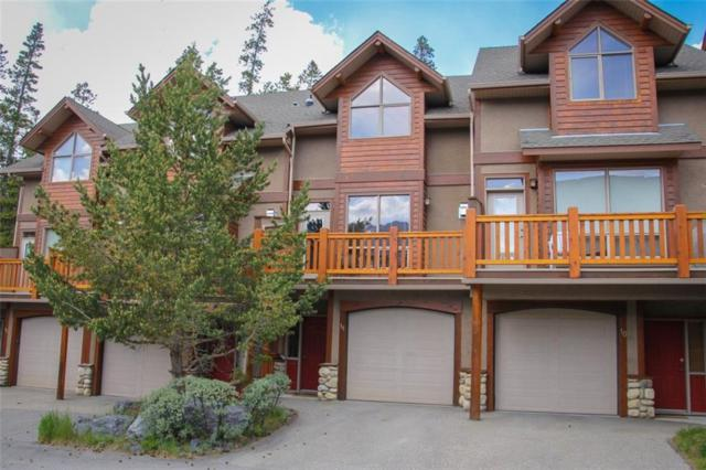 300 Eagle Terrace Road #11, Canmore, AB T1W 3C7 (#C4253446) :: Canmore & Banff