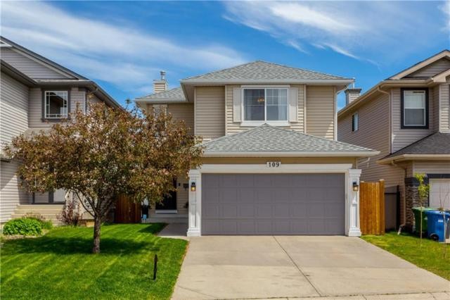 109 Citadel Meadow Crescent NW, Calgary, AB T3G 4Y9 (#C4253453) :: The Cliff Stevenson Group