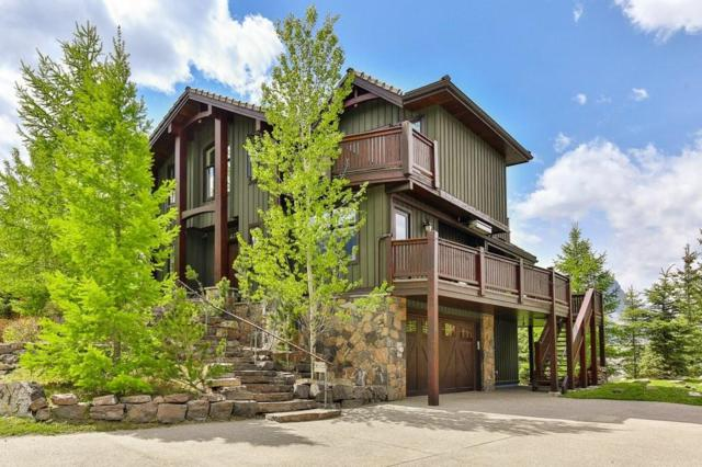 613 Silvertip Road, Canmore, AB T1W 3K8 (#C4253474) :: Canmore & Banff